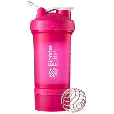Blender Bottle ProStak (650 ml) pink