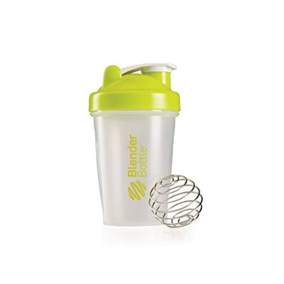 Blender Bottle Classic 590 ml transparent/ lemon