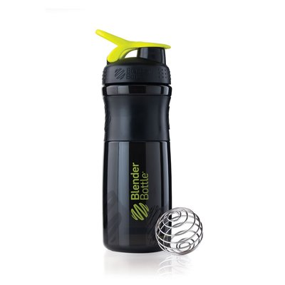 Sportmixer Grip 820 ml black-green